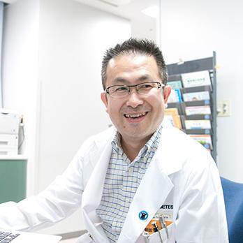 准教授・教室幹事(医局長)・第1診療センター長豊田雅夫