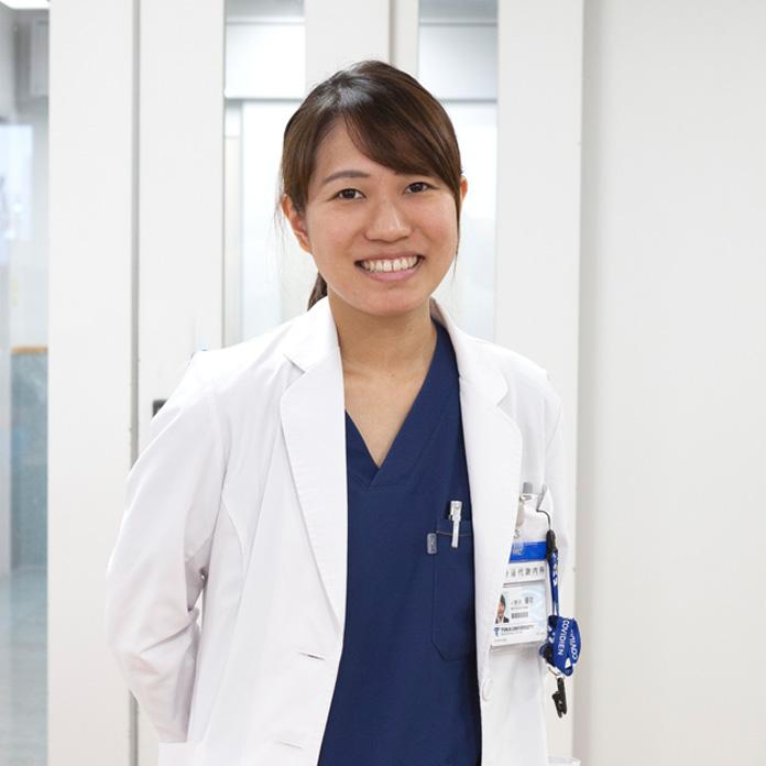 腎内分泌代謝内科 後期研修医(1年目)小野沢優奈