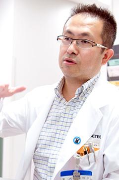 講師・教室幹事(医局長) 豊田雅夫